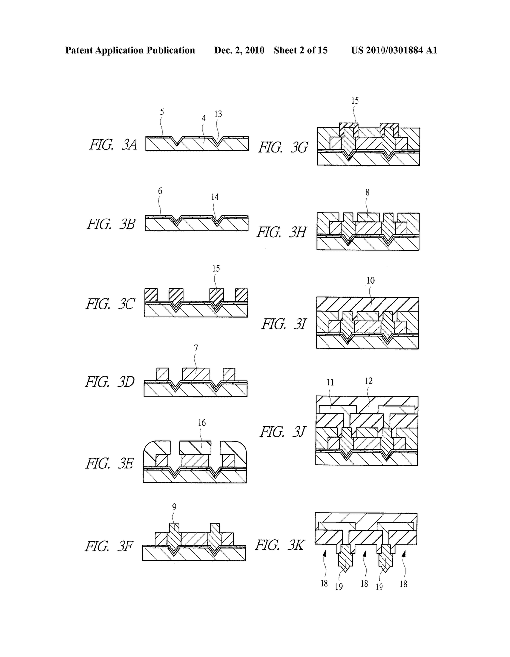 THIN-FILM PROBE SHEET AND METHOD OF MANUFACTURING THE SAME, PROBE CARD, AND SEMICONDUCTOR CHIP INSPECTION APPARATUS - diagram, schematic, and image 03