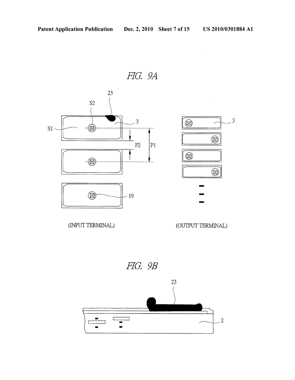 THIN-FILM PROBE SHEET AND METHOD OF MANUFACTURING THE SAME, PROBE CARD, AND SEMICONDUCTOR CHIP INSPECTION APPARATUS - diagram, schematic, and image 08