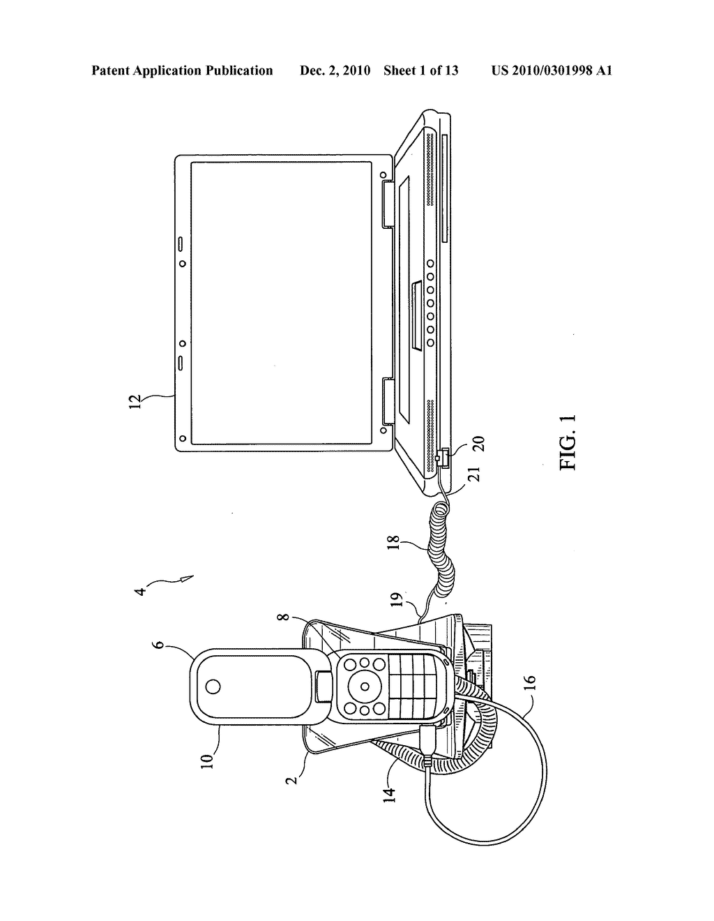 Multi-sensor alarm apparatus, system and/or method for securing articles - diagram, schematic, and image 02