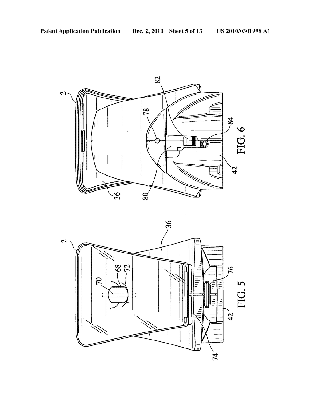 Multi-sensor alarm apparatus, system and/or method for securing articles - diagram, schematic, and image 06