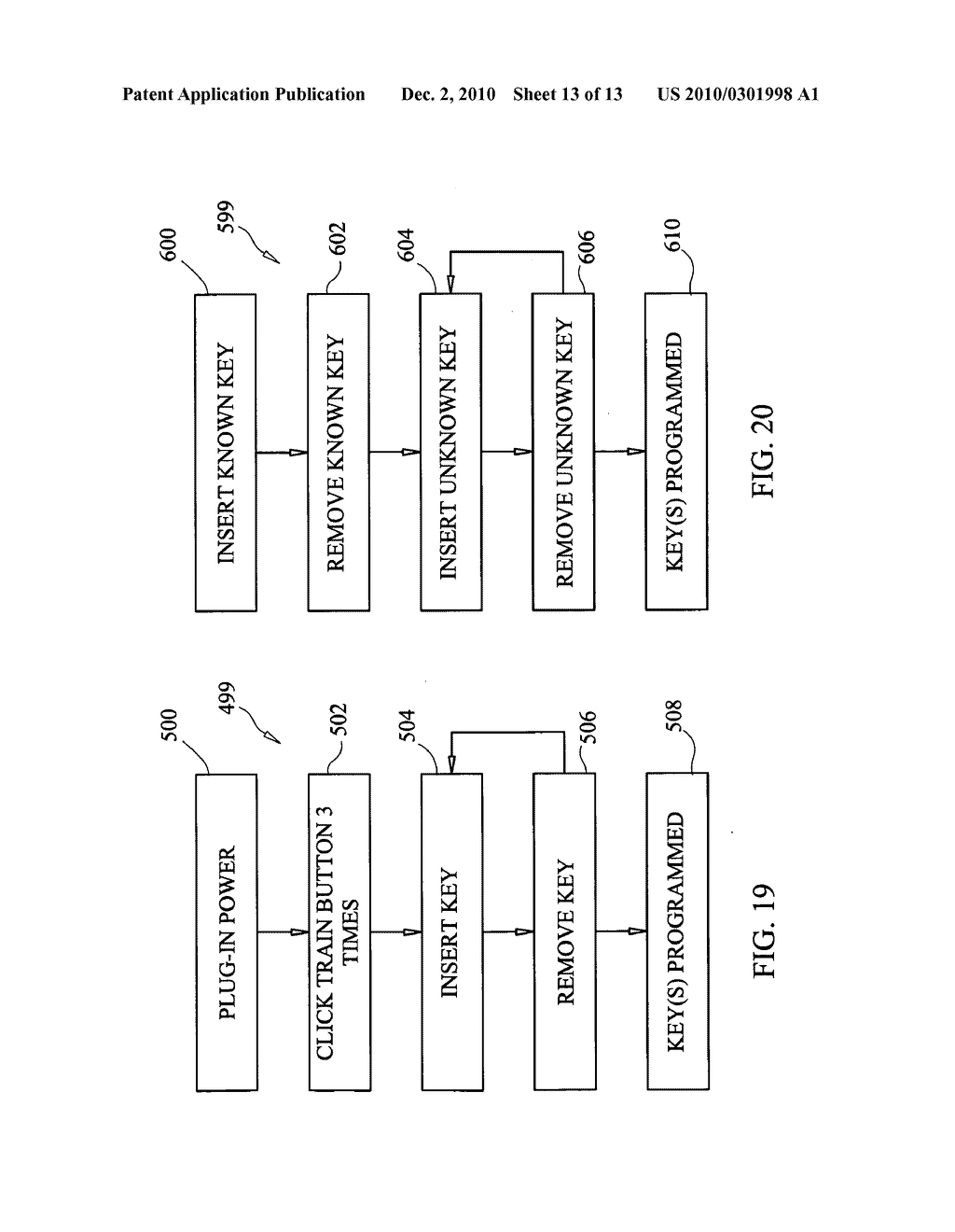 Multi-sensor alarm apparatus, system and/or method for securing articles - diagram, schematic, and image 14