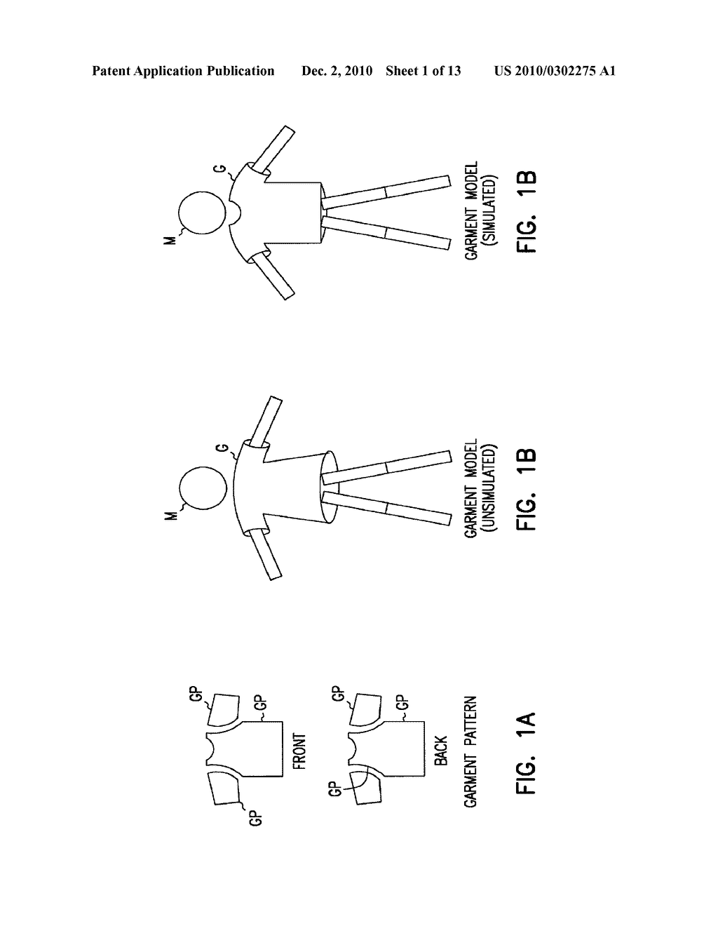 SYSTEM AND METHOD FOR DISPLAYING SELECTED GARMENTS ON A COMPUTER-SIMULATED MANNEQUIN - diagram, schematic, and image 02