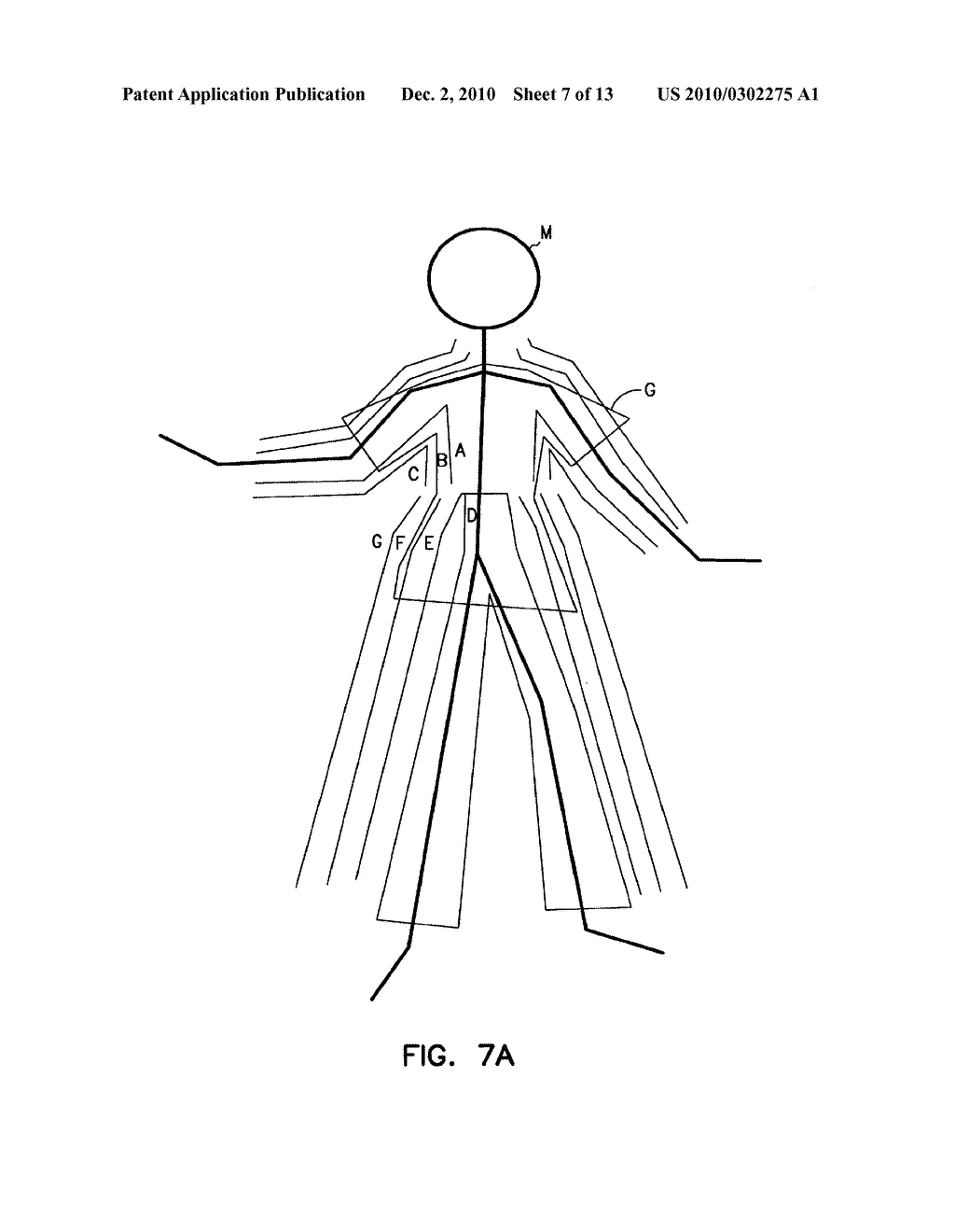 SYSTEM AND METHOD FOR DISPLAYING SELECTED GARMENTS ON A COMPUTER-SIMULATED MANNEQUIN - diagram, schematic, and image 08
