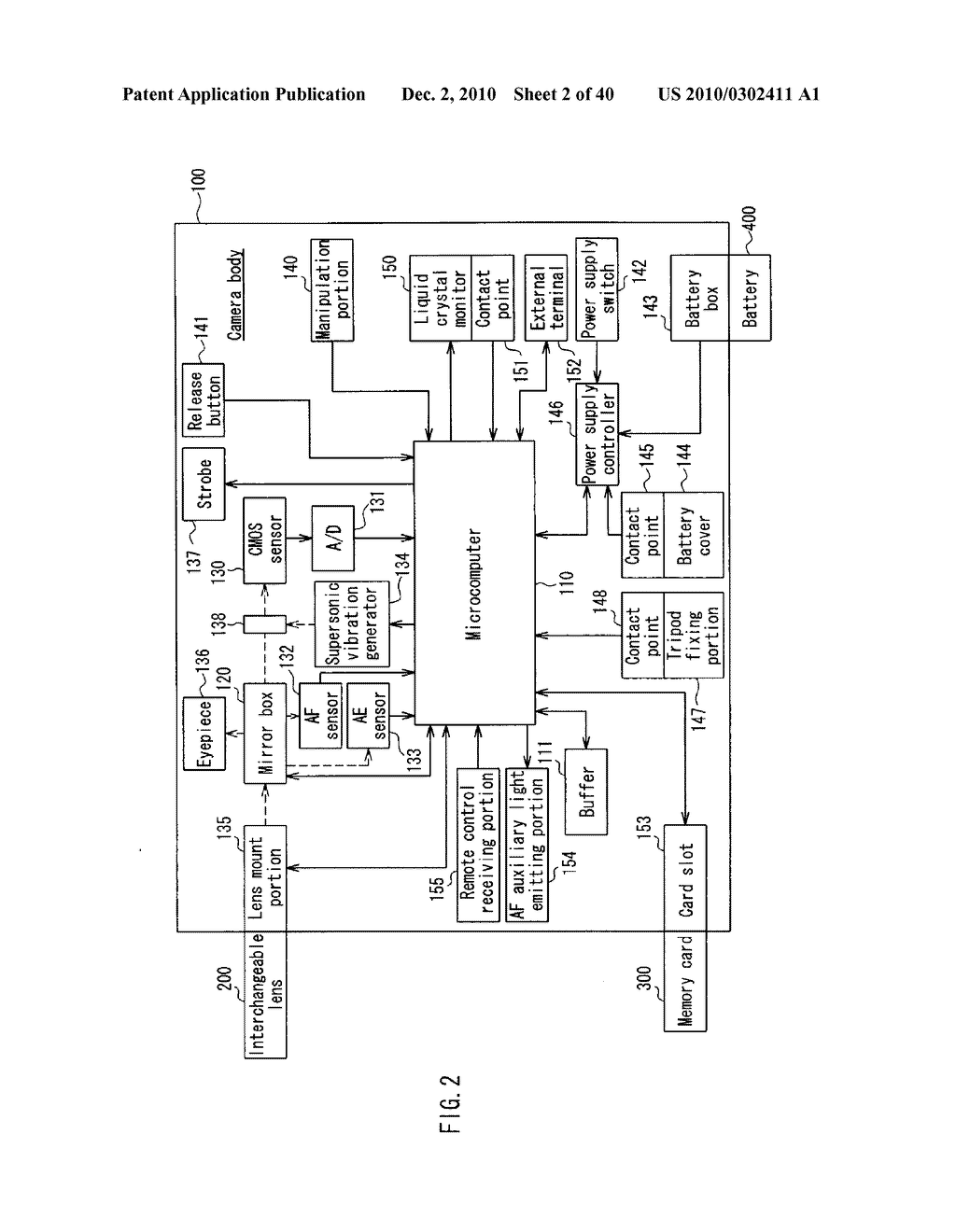 DIGITAL CAMERA - diagram, schematic, and image 03