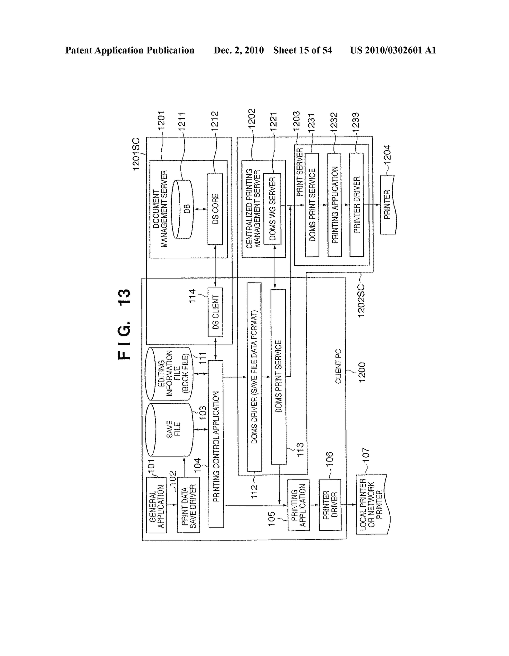 DOCUMENT CREATION METHOD AND DOCUMENT CREATION APPARATUS FOR REFLECTING A DOCUMENT STRUCTURE OF A PAPER DOCUMENT IN AN ELECTRONIC DOCUMENT - diagram, schematic, and image 16
