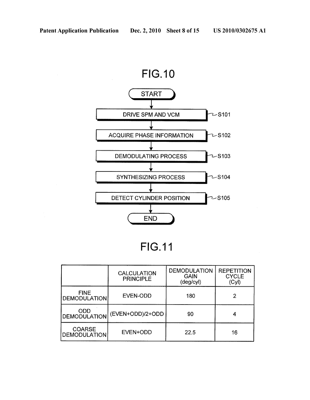 STORAGE MEDIUM AND METHOD AND PROGRAM FOR DETECTING TRACK POSITION OF STORAGE MEDIUM - diagram, schematic, and image 09