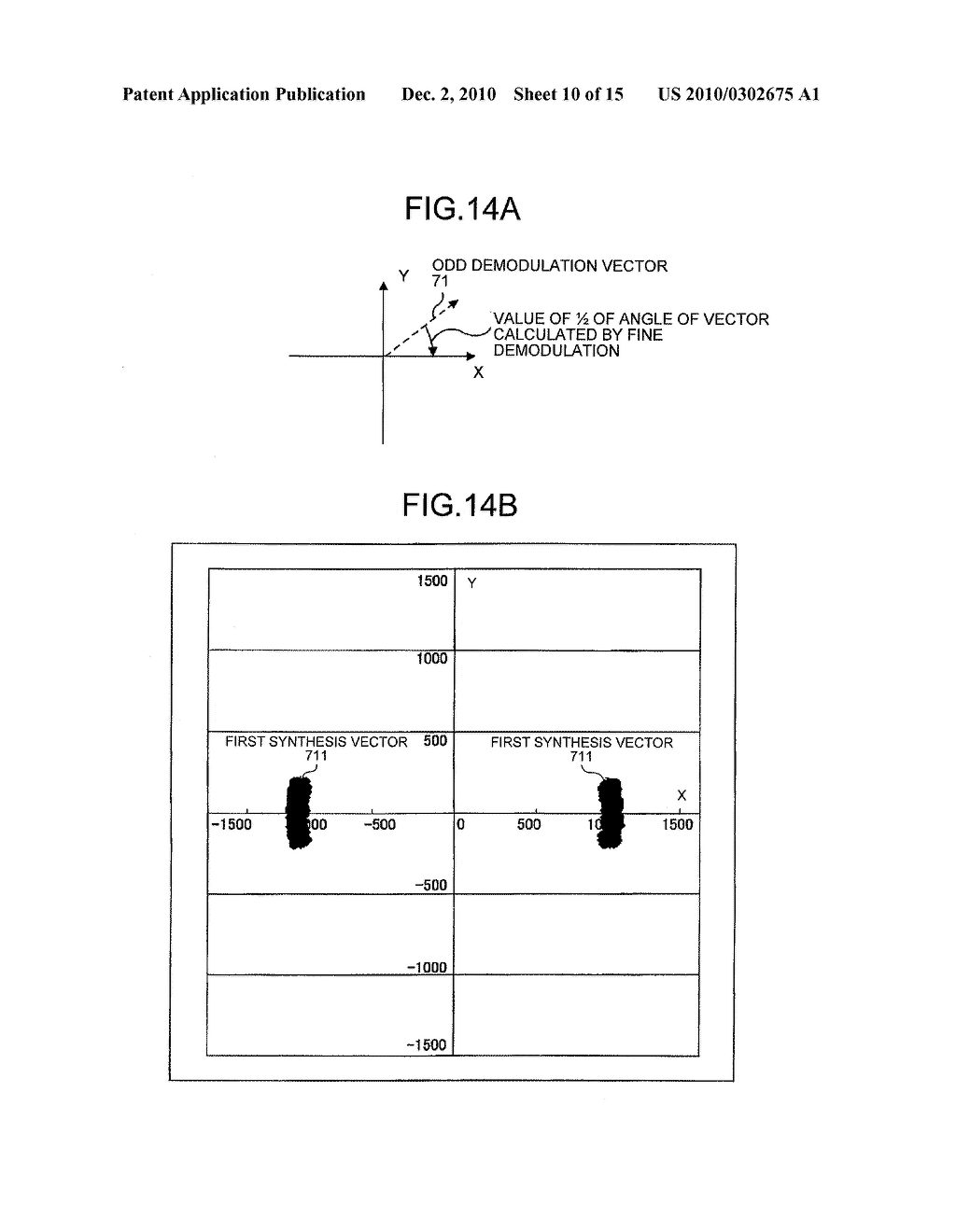 STORAGE MEDIUM AND METHOD AND PROGRAM FOR DETECTING TRACK POSITION OF STORAGE MEDIUM - diagram, schematic, and image 11