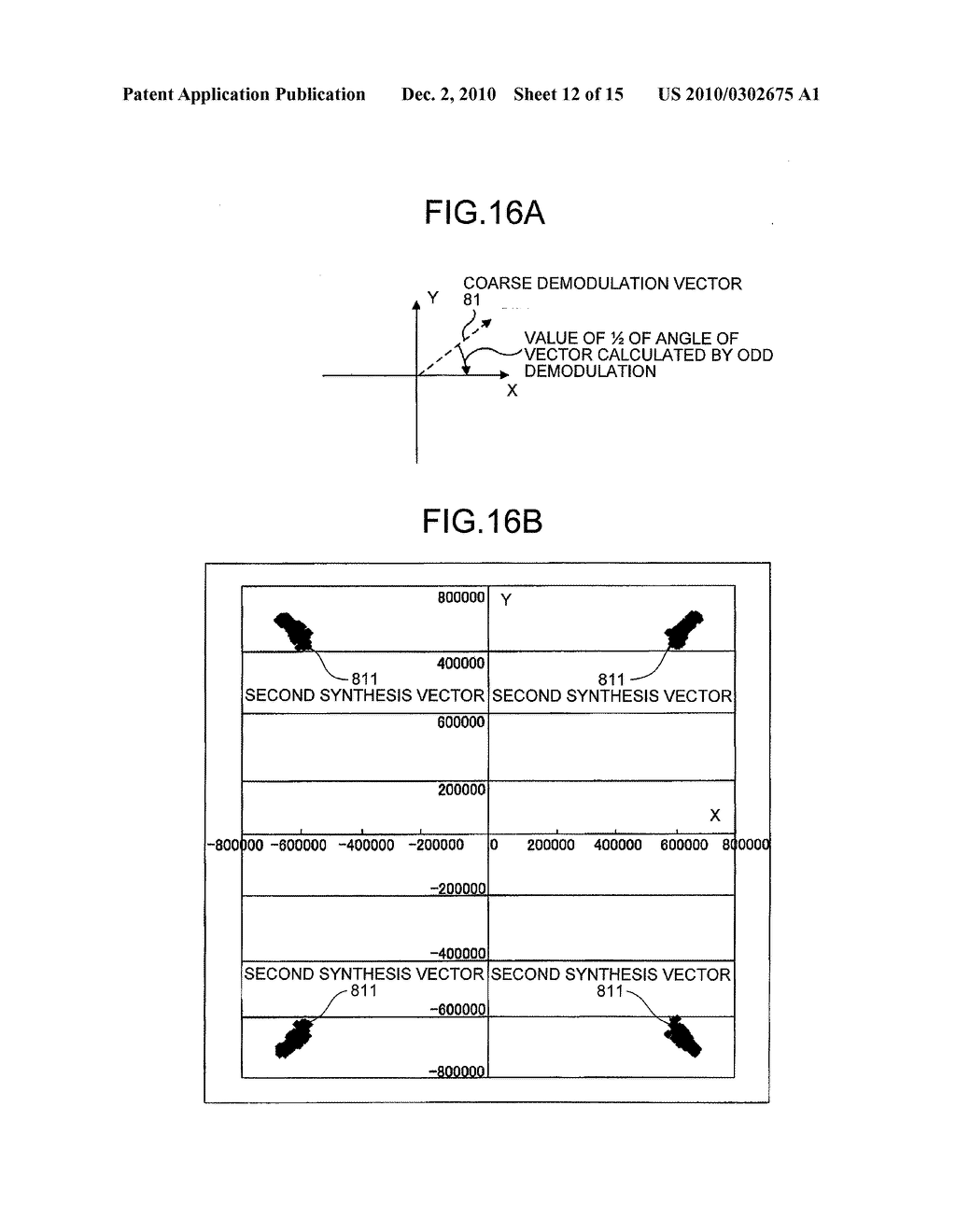 STORAGE MEDIUM AND METHOD AND PROGRAM FOR DETECTING TRACK POSITION OF STORAGE MEDIUM - diagram, schematic, and image 13