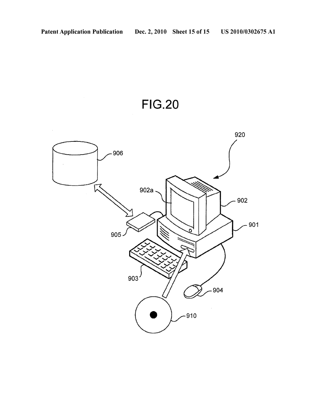 STORAGE MEDIUM AND METHOD AND PROGRAM FOR DETECTING TRACK POSITION OF STORAGE MEDIUM - diagram, schematic, and image 16