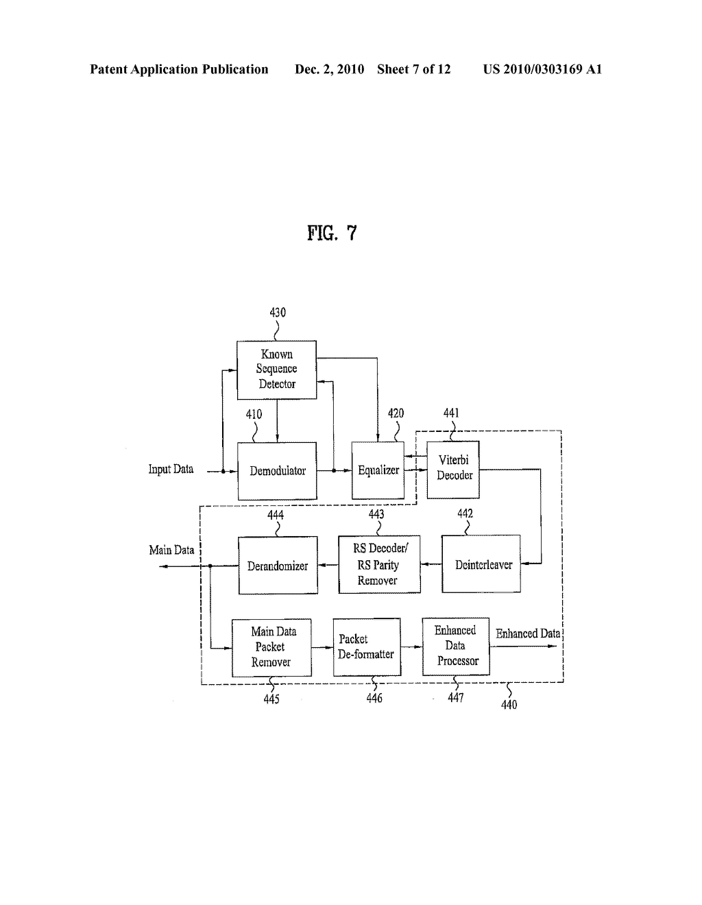 CHANNEL EQUALIZER AND METHOD OF PROCESSING BROADCAST SIGNAL IN RECEIVING SYSTEM - diagram, schematic, and image 08