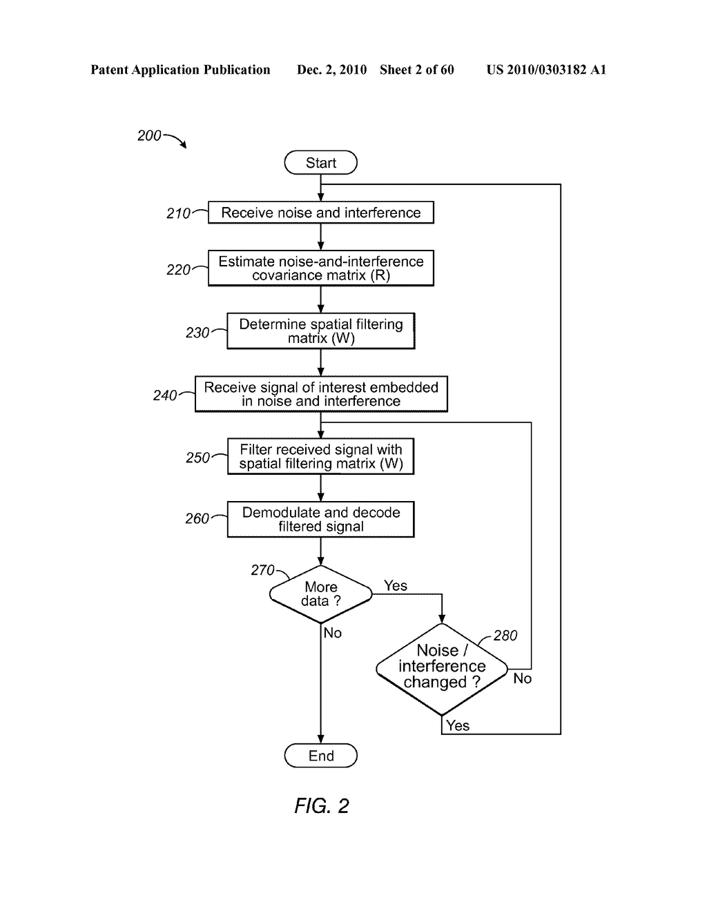 WIDEBAND INTERFERENCE MITIGATION FOR DEVICES WITH MULTIPLE RECEIVERS - diagram, schematic, and image 03