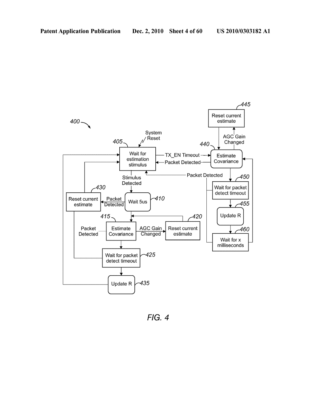 WIDEBAND INTERFERENCE MITIGATION FOR DEVICES WITH MULTIPLE RECEIVERS - diagram, schematic, and image 05