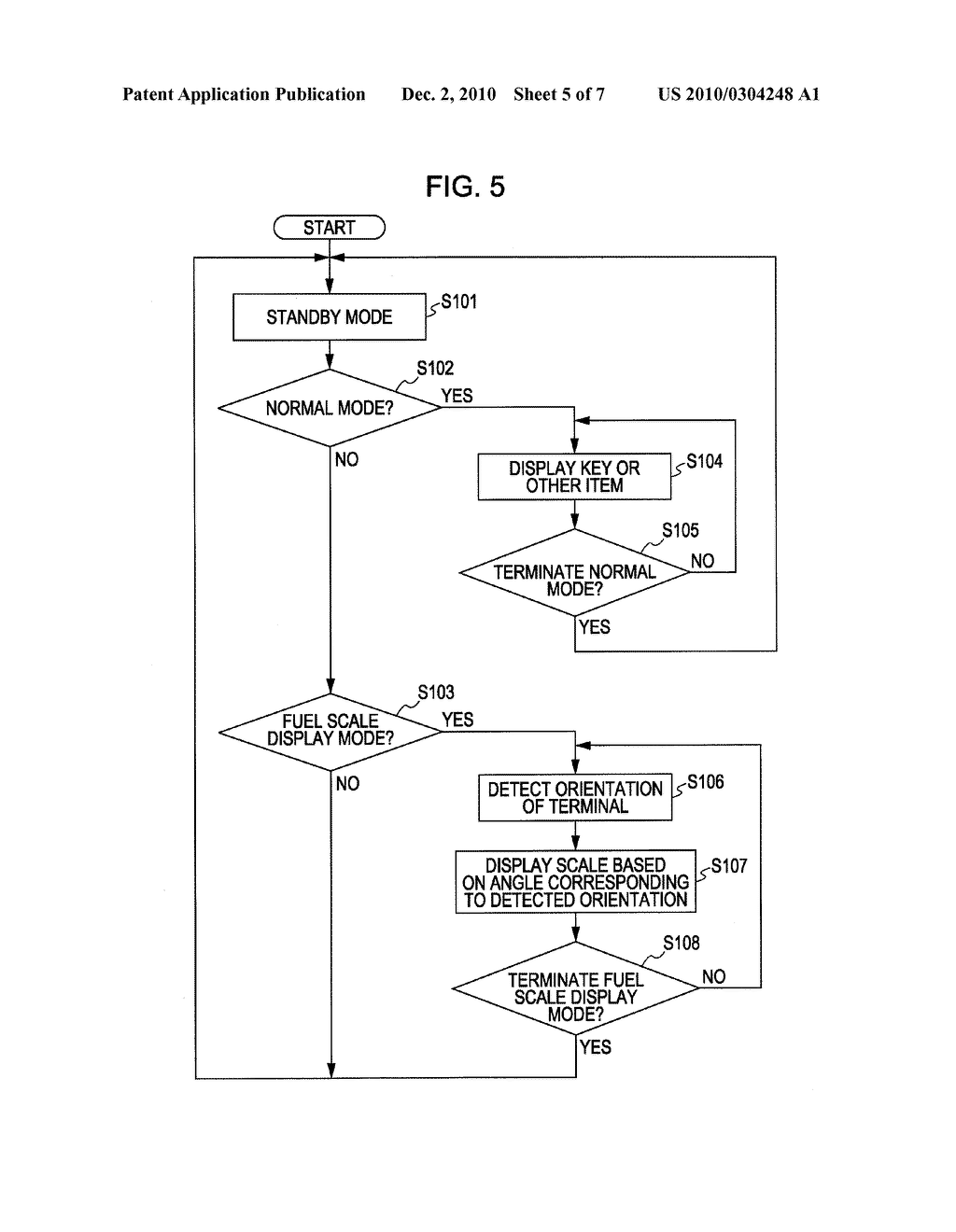 MOBILE TERMINAL AND METHOD FOR CONFIRMING REMAINING CAPACITY OF FUEL CELL - diagram, schematic, and image 06