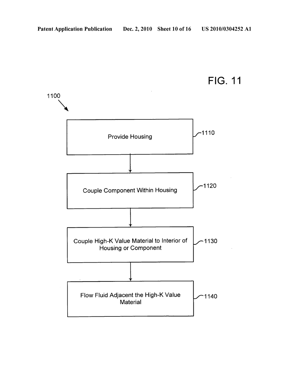 System for altering temperature of an electrical energy storage device or an electrochemical energy generation device using microchannels based on states of the device - diagram, schematic, and image 11