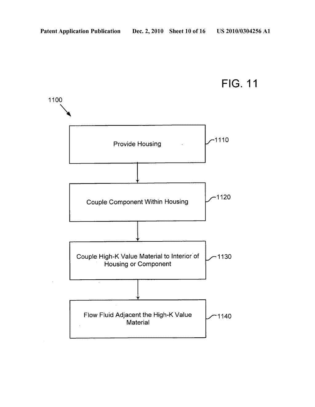 Method of operating an electrical energy storage device using microchannels during charge and discharge - diagram, schematic, and image 11