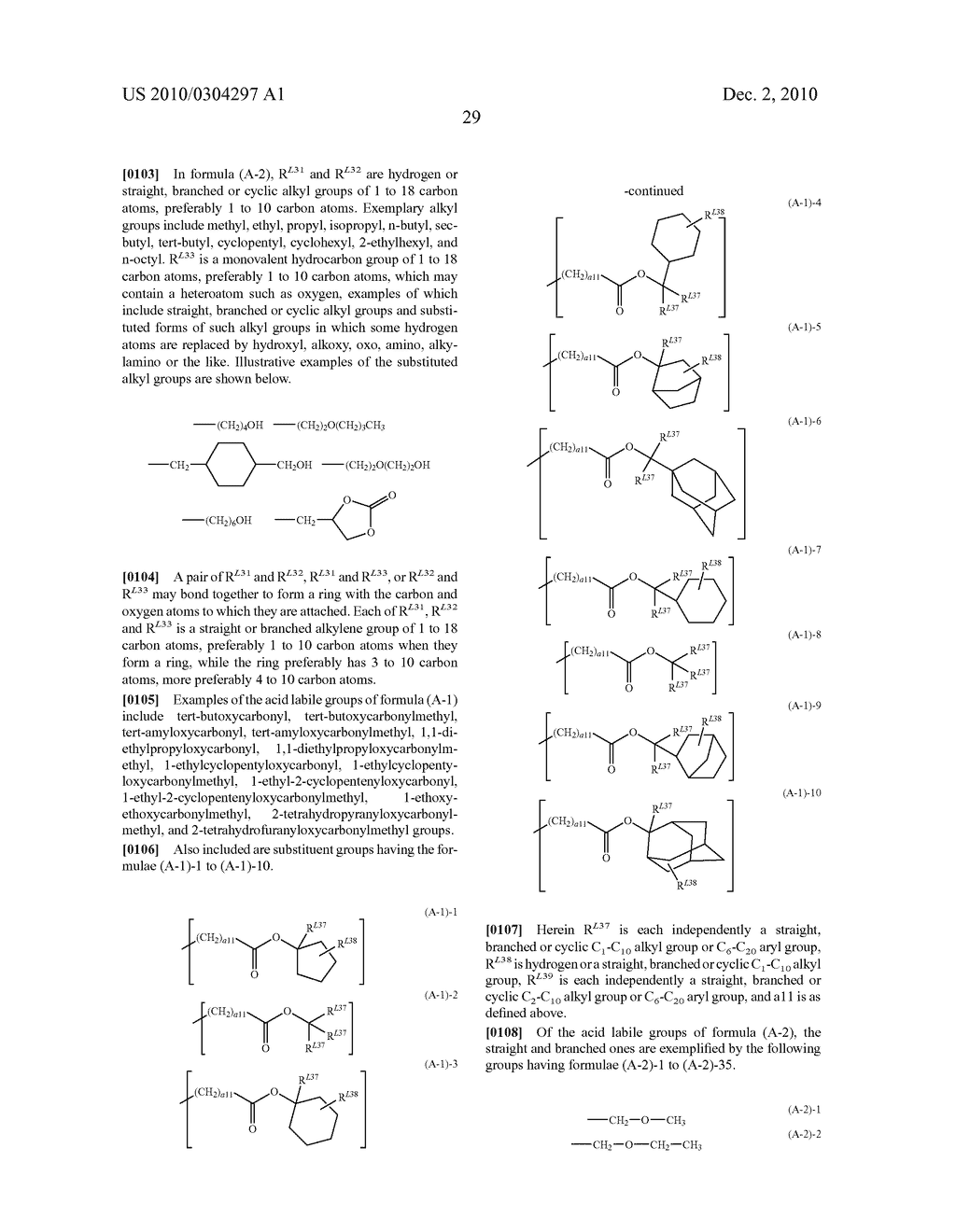 PATTERNING PROCESS AND RESIST COMPOSITION - diagram, schematic, and image 38