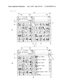 MOBILE TERMINAL AND METHOD OF DISPLAYING INFORMATION IN MOBILE TERMINAL diagram and image