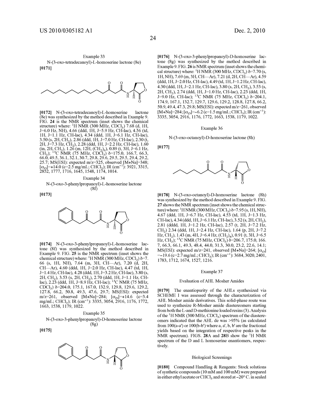 COMPOUNDS AND METHODS FOR MODULATING COMMUNICATION AND VIRULENCE IN QUORUM SENSING BACTERIA - diagram, schematic, and image 101