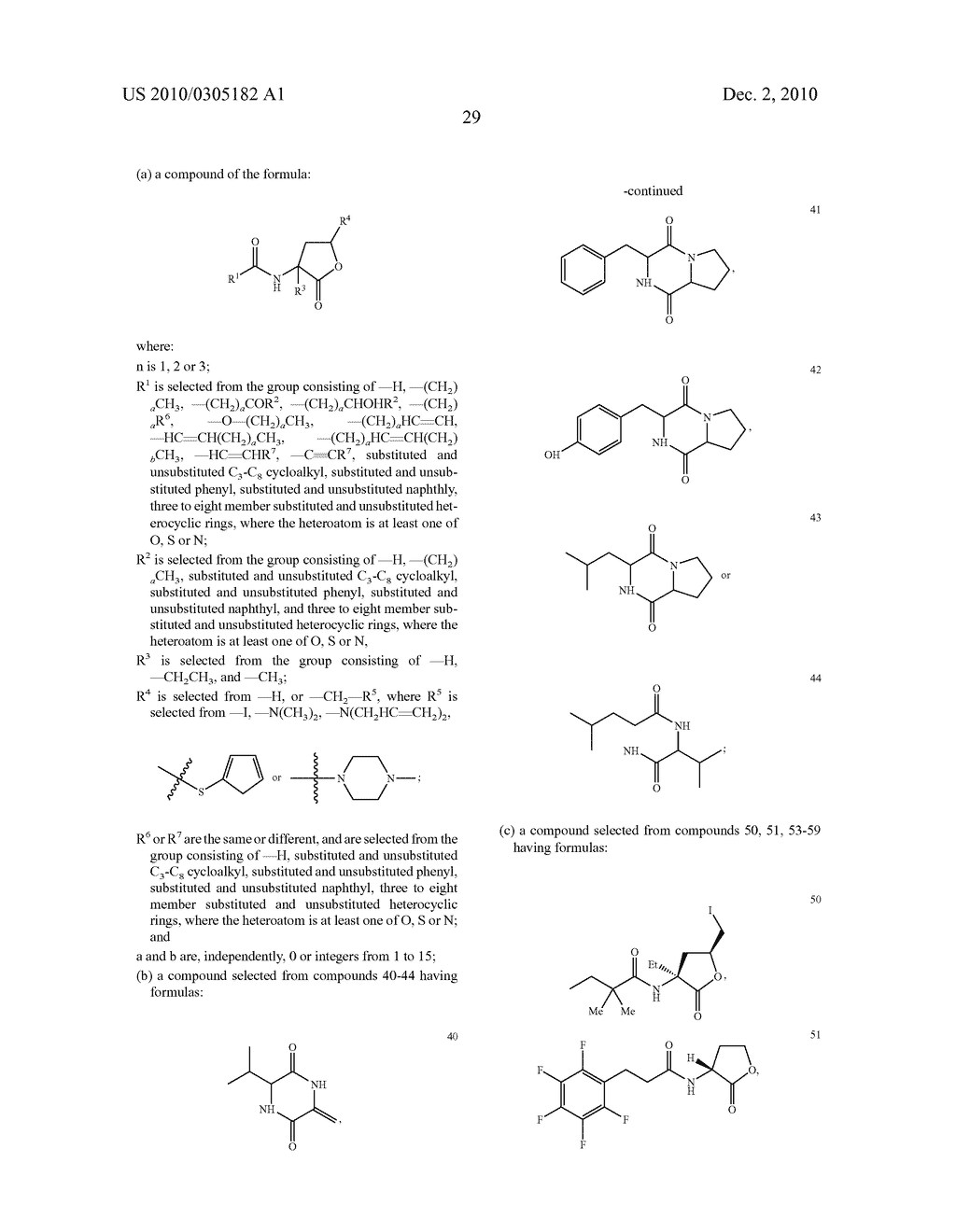 COMPOUNDS AND METHODS FOR MODULATING COMMUNICATION AND VIRULENCE IN QUORUM SENSING BACTERIA - diagram, schematic, and image 106