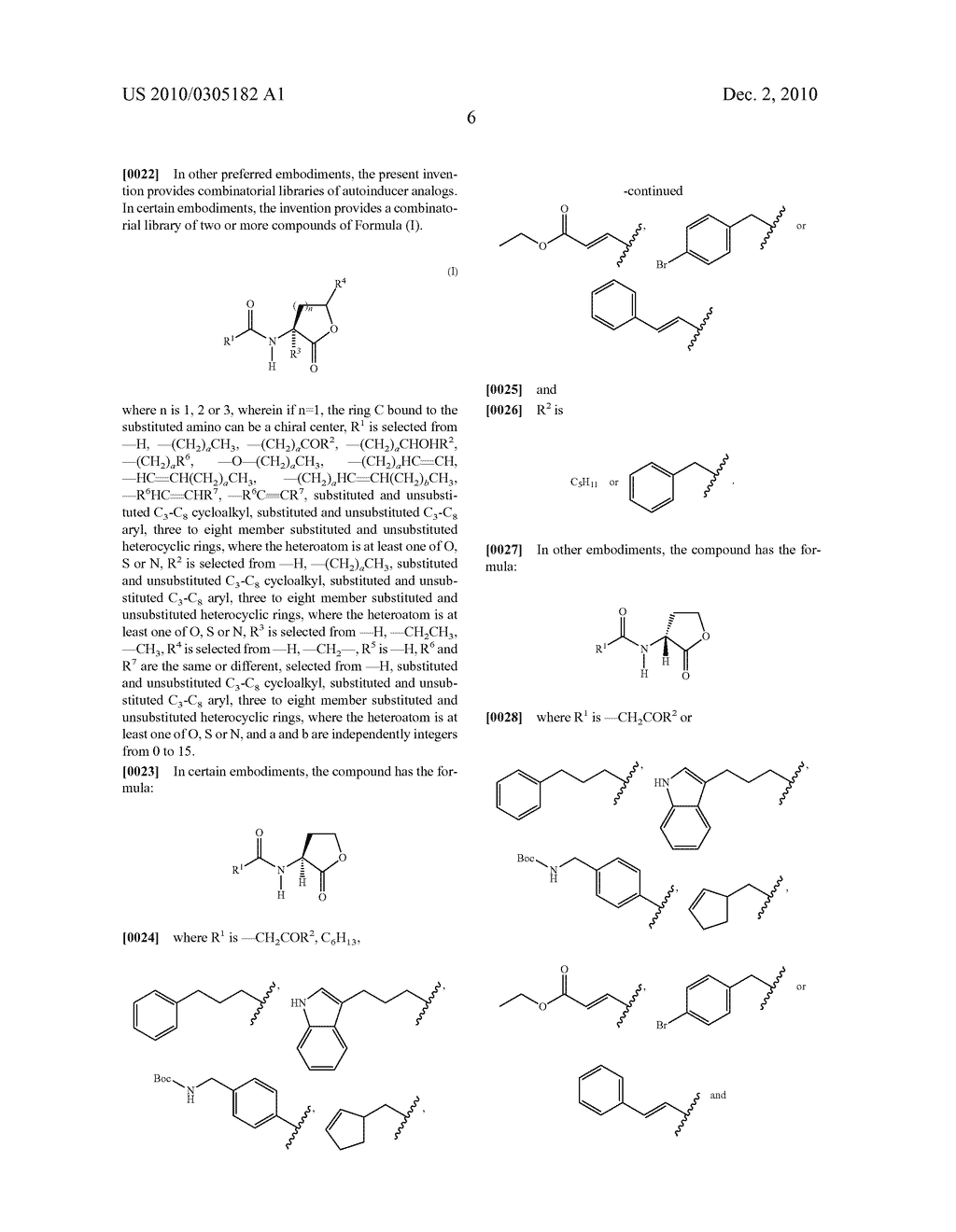 COMPOUNDS AND METHODS FOR MODULATING COMMUNICATION AND VIRULENCE IN QUORUM SENSING BACTERIA - diagram, schematic, and image 83