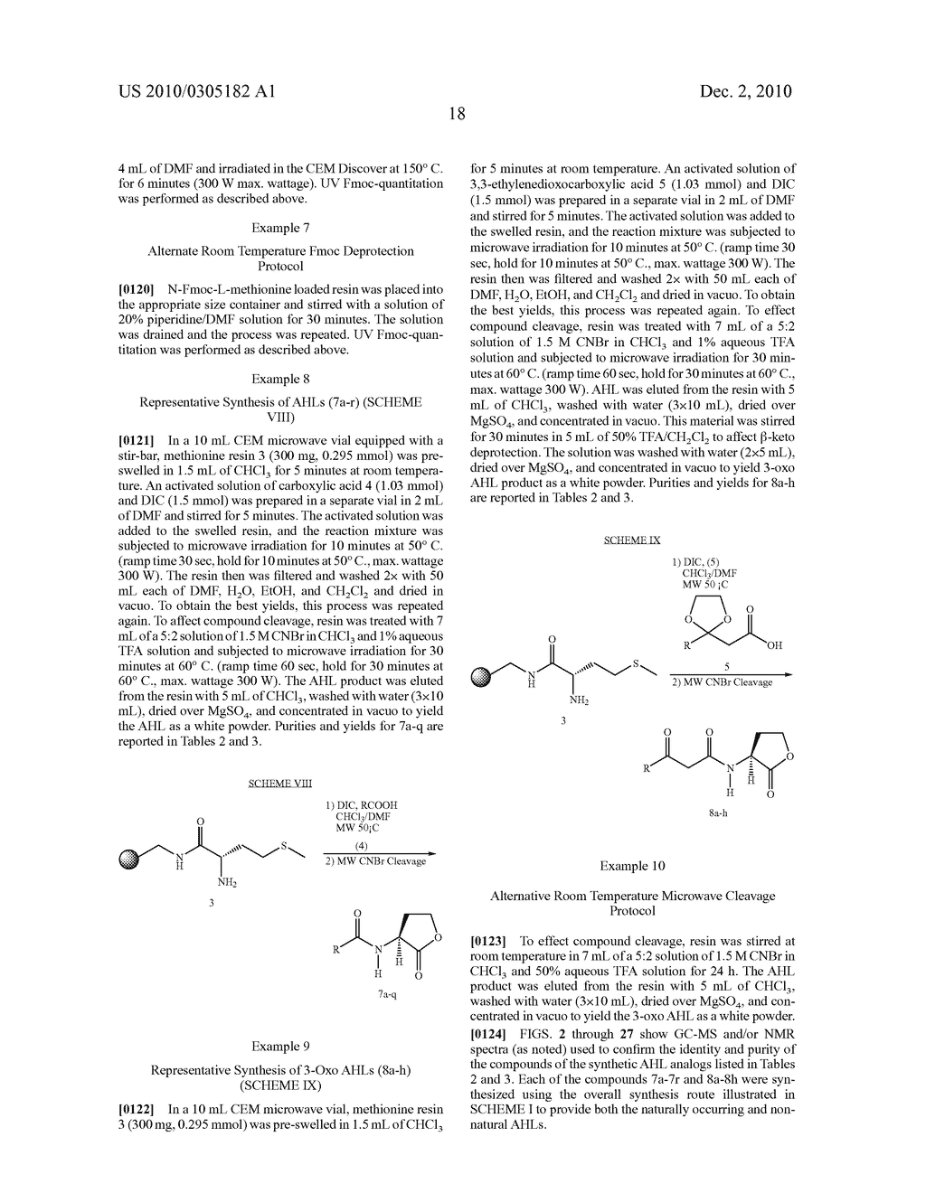 COMPOUNDS AND METHODS FOR MODULATING COMMUNICATION AND VIRULENCE IN QUORUM SENSING BACTERIA - diagram, schematic, and image 95