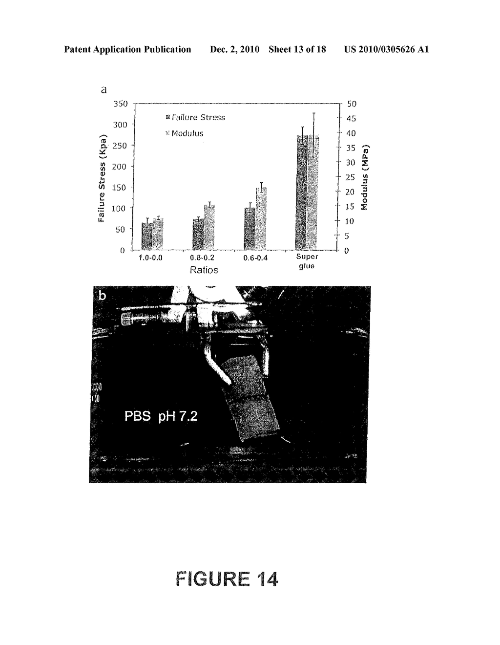 ADHESIVE COMPLEX COACERVATES AND METHODS OF MAKING AND USING THEREOF - diagram, schematic, and image 14