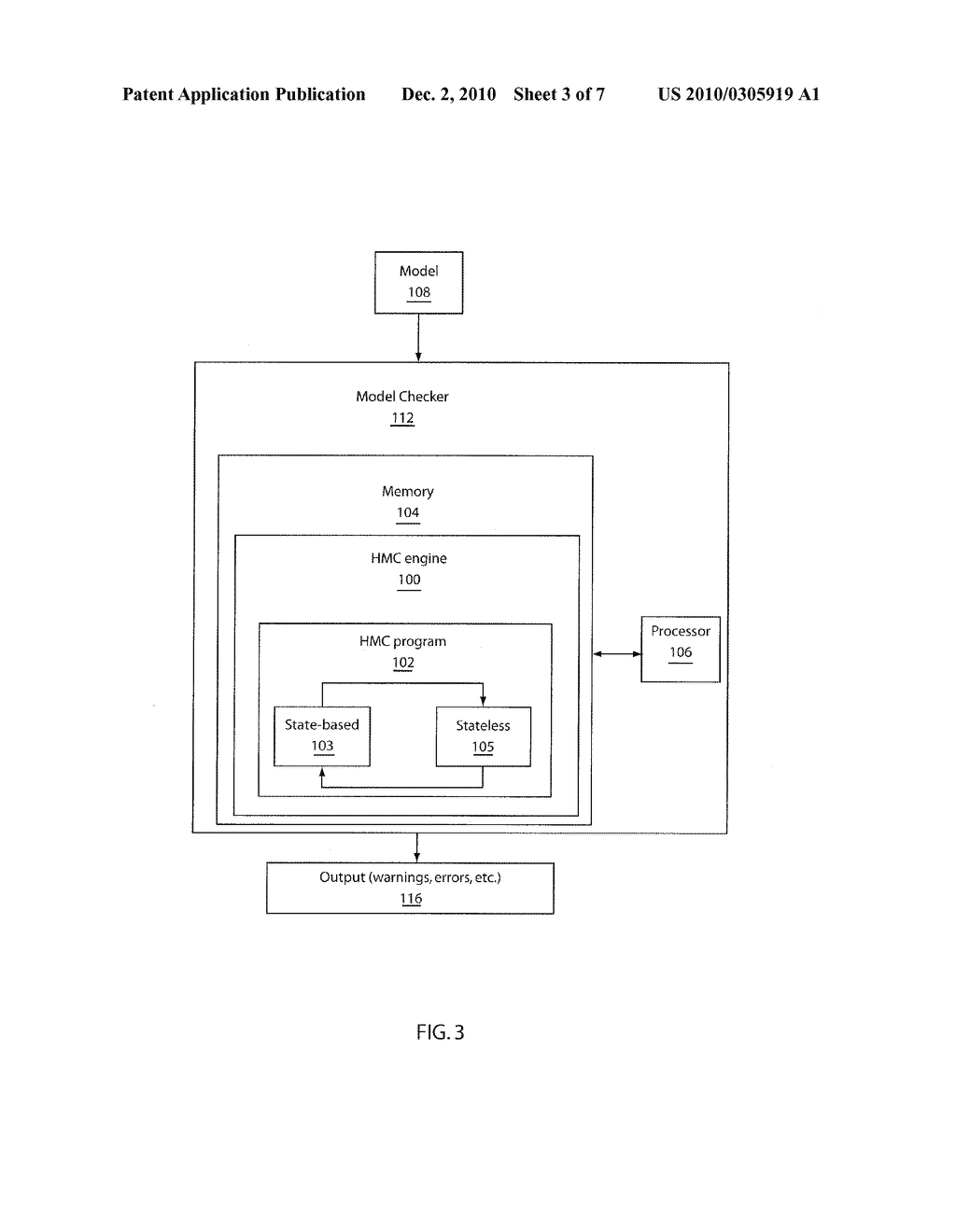 SYSTEM AND METHOD FOR MODEL CHECKING BY INTERLEAVING STATELESS AND STATE-BASED METHODS - diagram, schematic, and image 04