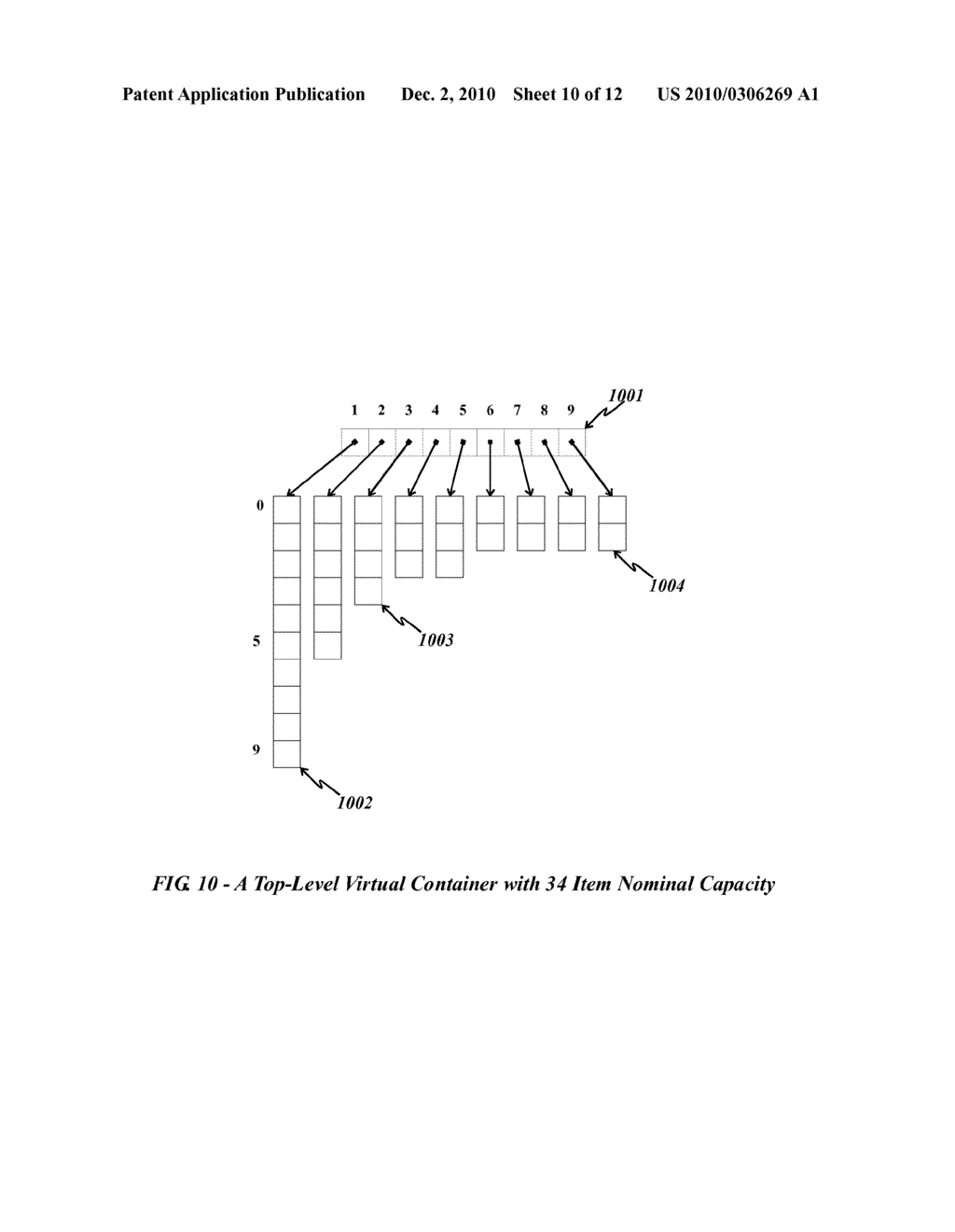 METHOD AND APPARATUS FOR LARGE SCALE DATA STORAGE - diagram, schematic, and image 11