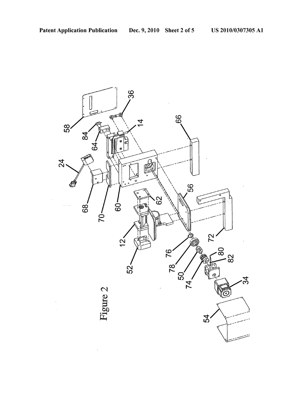 Methods and Apparatus for Singulating Micro-well Tape - diagram, schematic, and image 03