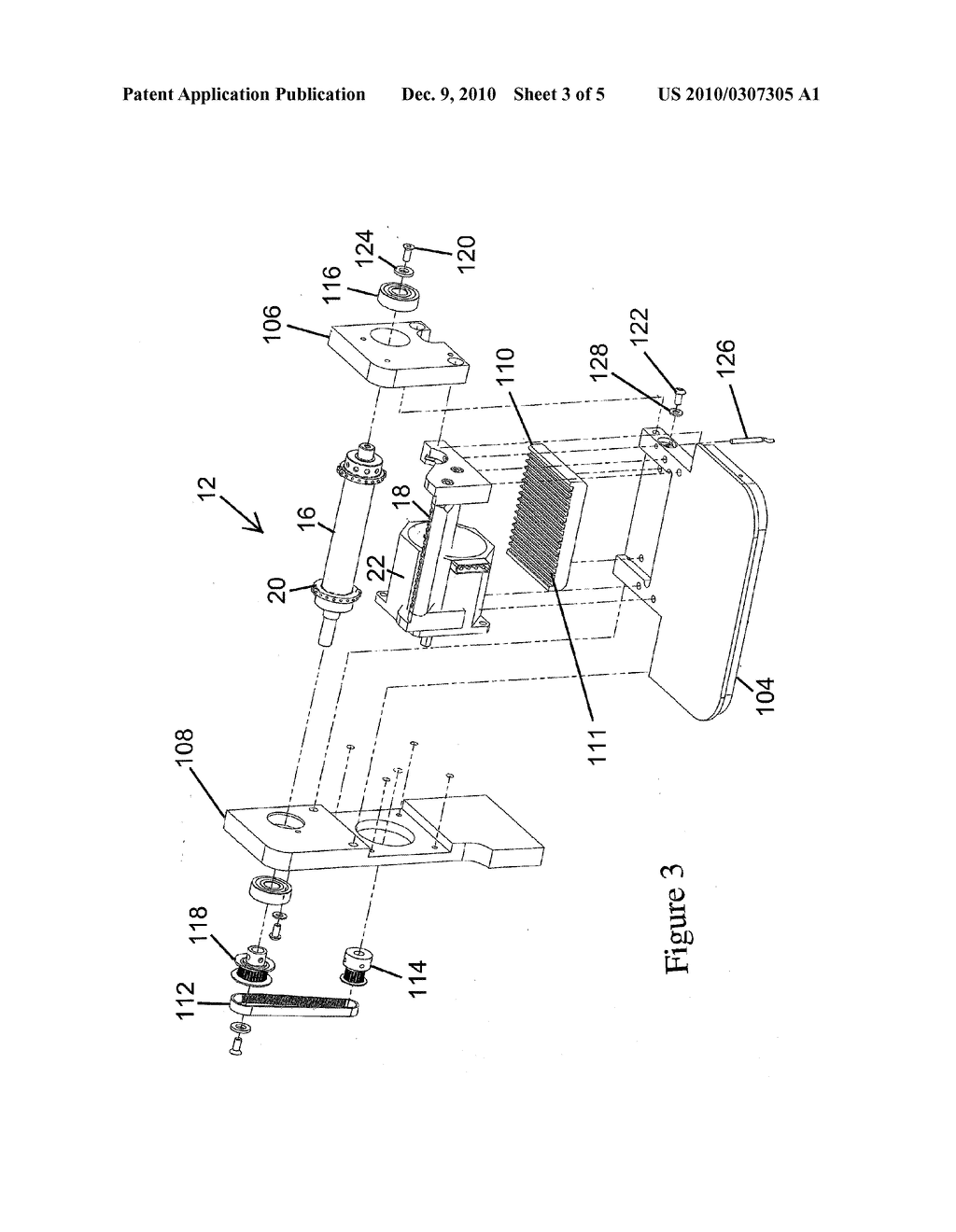 Methods and Apparatus for Singulating Micro-well Tape - diagram, schematic, and image 04