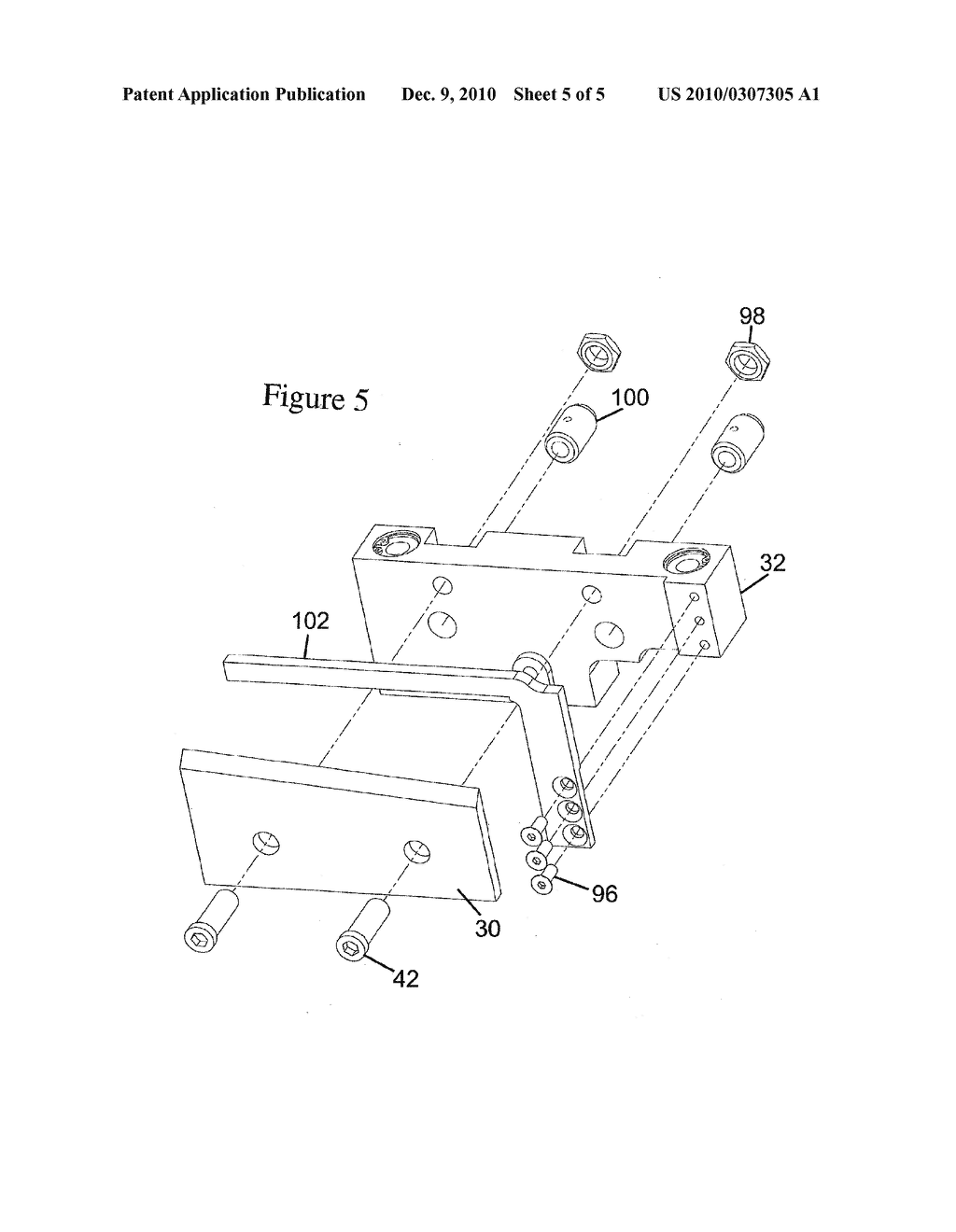 Methods and Apparatus for Singulating Micro-well Tape - diagram, schematic, and image 06