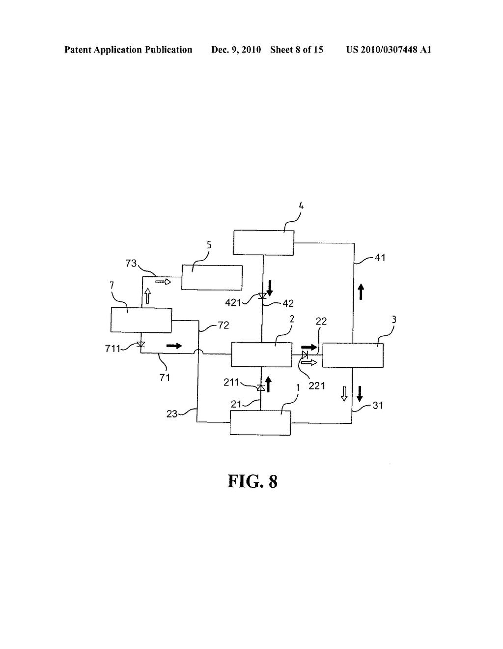 LUBRICATION SYSTEM FOR A FOUR-STROKE ENGINE - diagram, schematic, and image 09