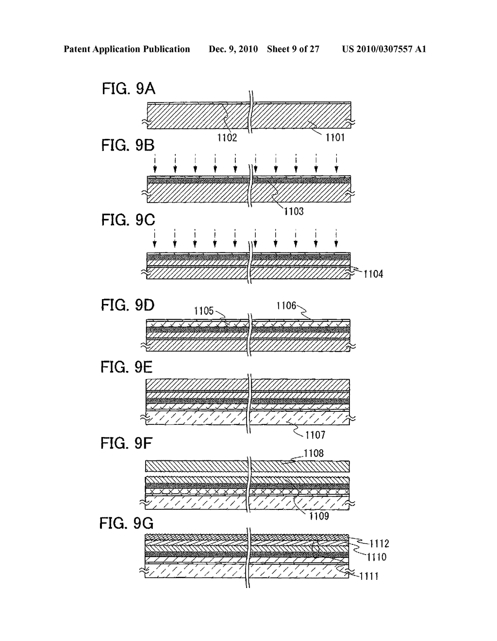 PHOTOELECTRIC CONVERSION DEVICE AND METHOD FOR MANUFACTURING THE SAME - diagram, schematic, and image 10