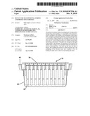 DEVICE FOR TRANSPORTING, STORING AND PROTECTING SYRINGES diagram and image