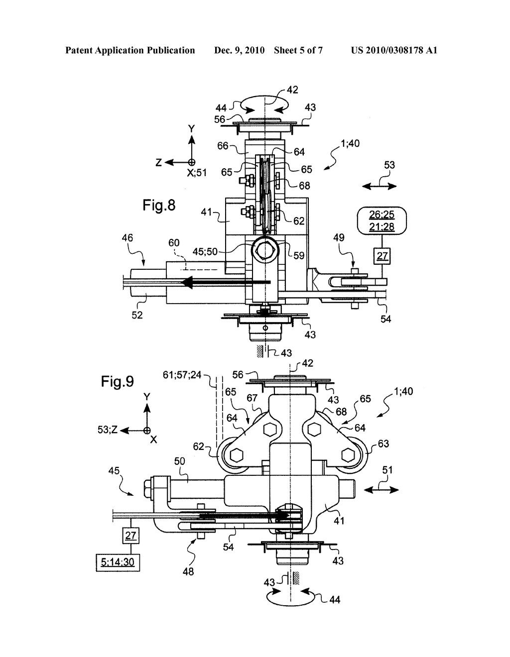 VARIABLE RATIO CRANK FOR A MANUAL FLIGHT CONTROL LINKAGE OF ... on