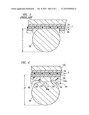 Method of Ball Grid Array Package Construction with Raised Solder Ball Pads diagram and image