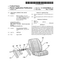 Adjustable Armrest For A Road Vehicle diagram and image