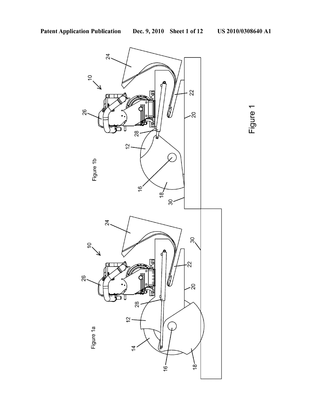 ASPHALT MILLING ATTACHMENT WITH DEPTH CONTROL AND BIT ACCESS - diagram, schematic, and image 02