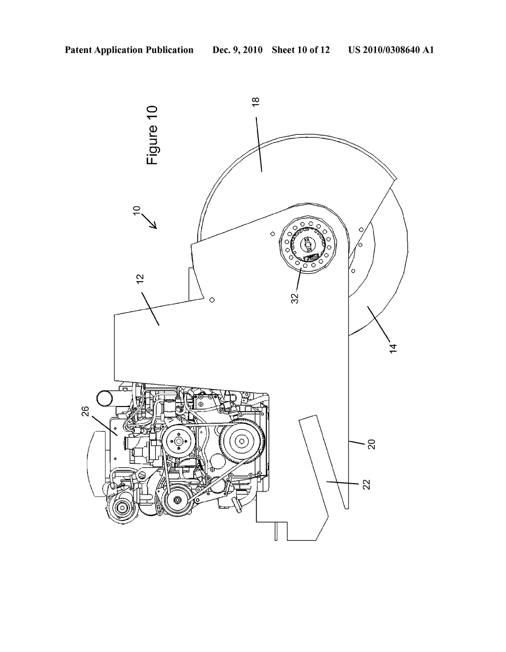 ASPHALT MILLING ATTACHMENT WITH DEPTH CONTROL AND BIT ACCESS - diagram, schematic, and image 11