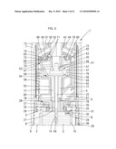 Metering Device for the Inhalation of a Pulverulent Substance diagram and image