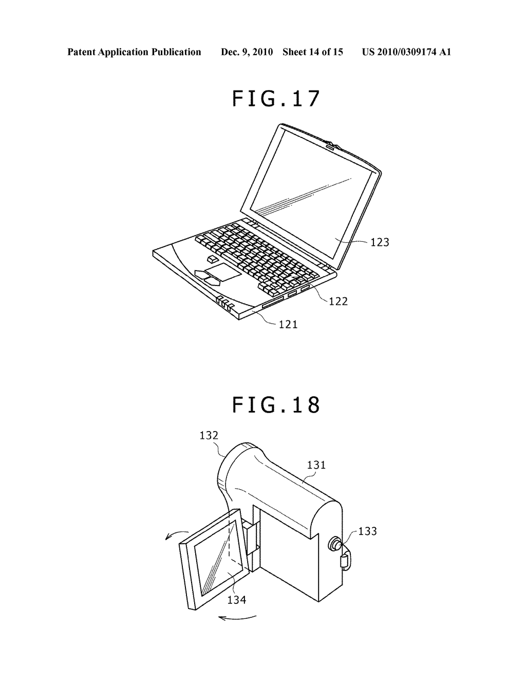 DISPLAY DEVICE, DRIVING METHOD OF DISPLAY DEVICE, AND ELECTRONIC DEVICE PERFORMING DUTY CONTROL OF A PIXEL - diagram, schematic, and image 15