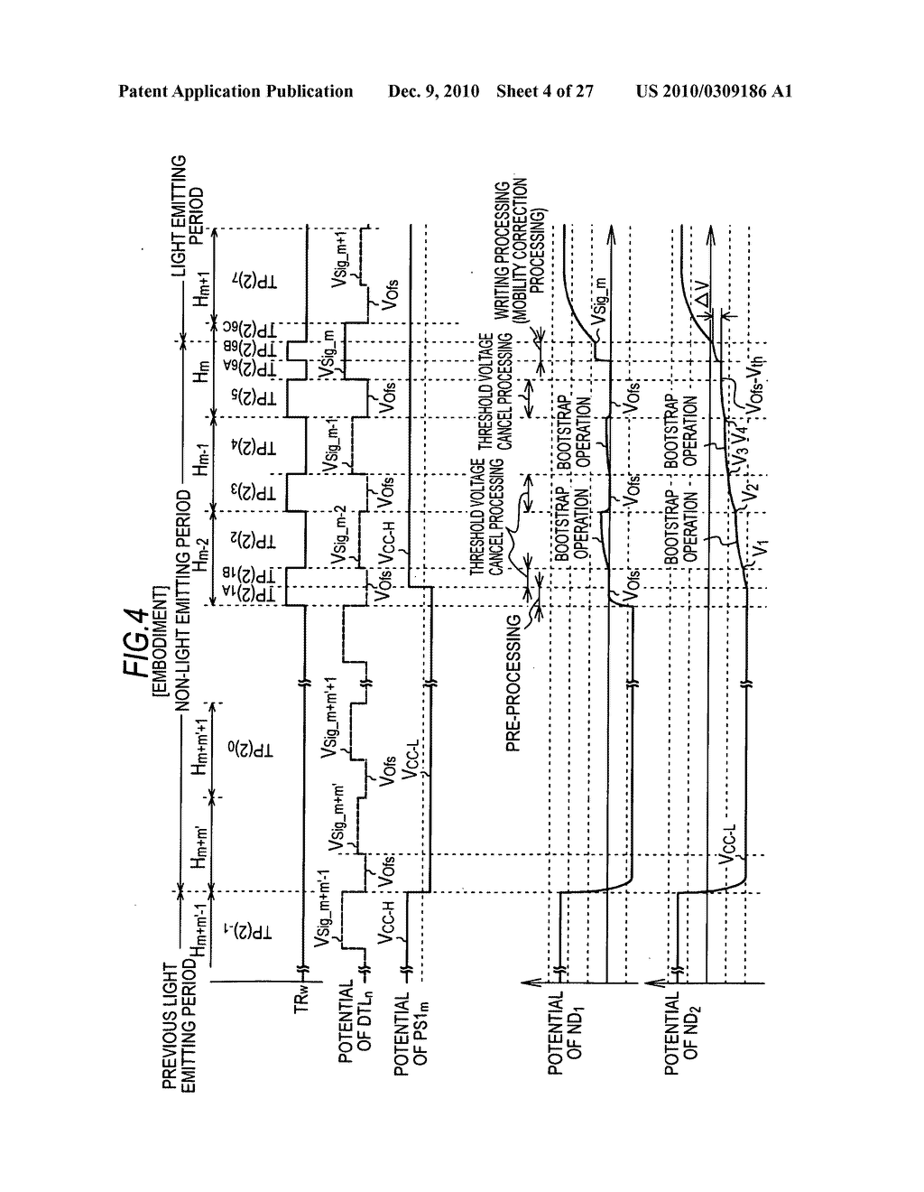 Drive method of display device - diagram, schematic, and image 05
