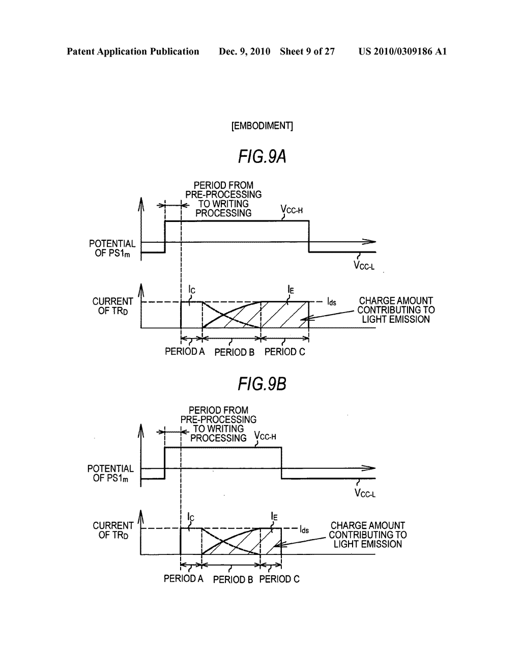 Drive method of display device - diagram, schematic, and image 10
