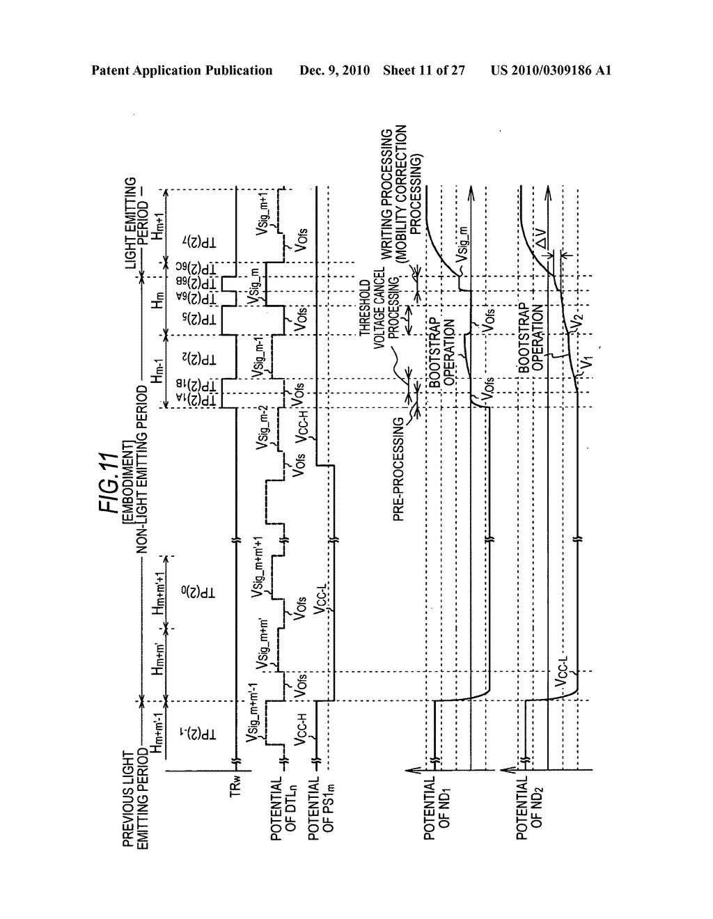 Drive method of display device - diagram, schematic, and image 12