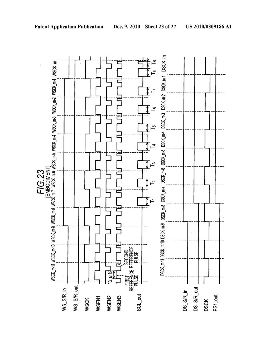 Drive method of display device - diagram, schematic, and image 24