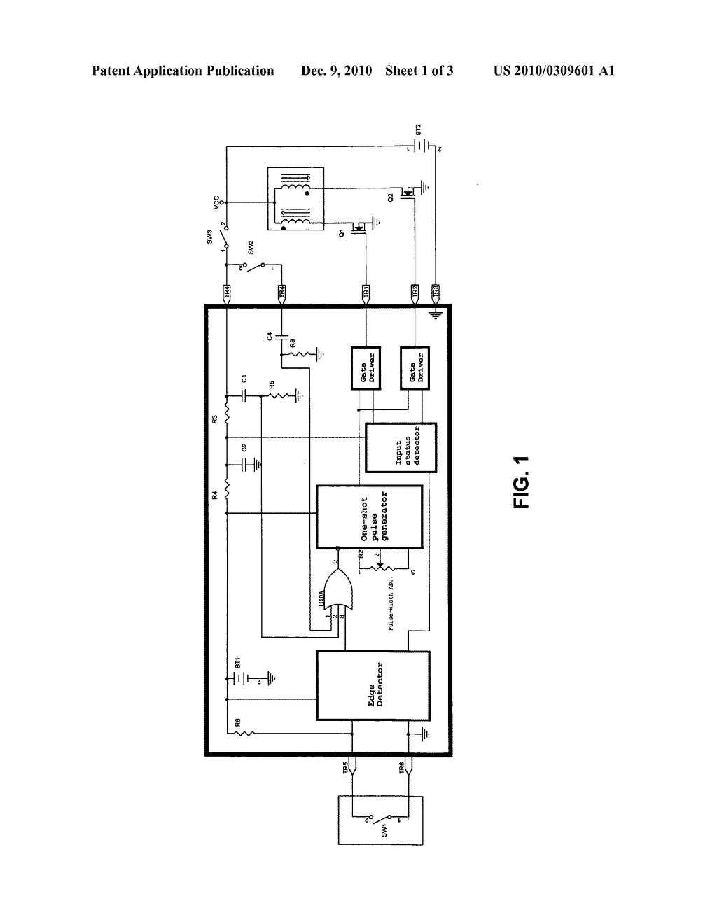 Micro Power Pulse Controller For Magnetic Latch Solenoids Relays Generator Circuit Diagram And Valves Schematic Image 02