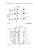 SEMICONDUCTOR MEMORY DEVICE CAPABLE OF REALIZING A CHIP WITH HIGH OPERATION RELIABILITY AND HIGH YIELD diagram and image