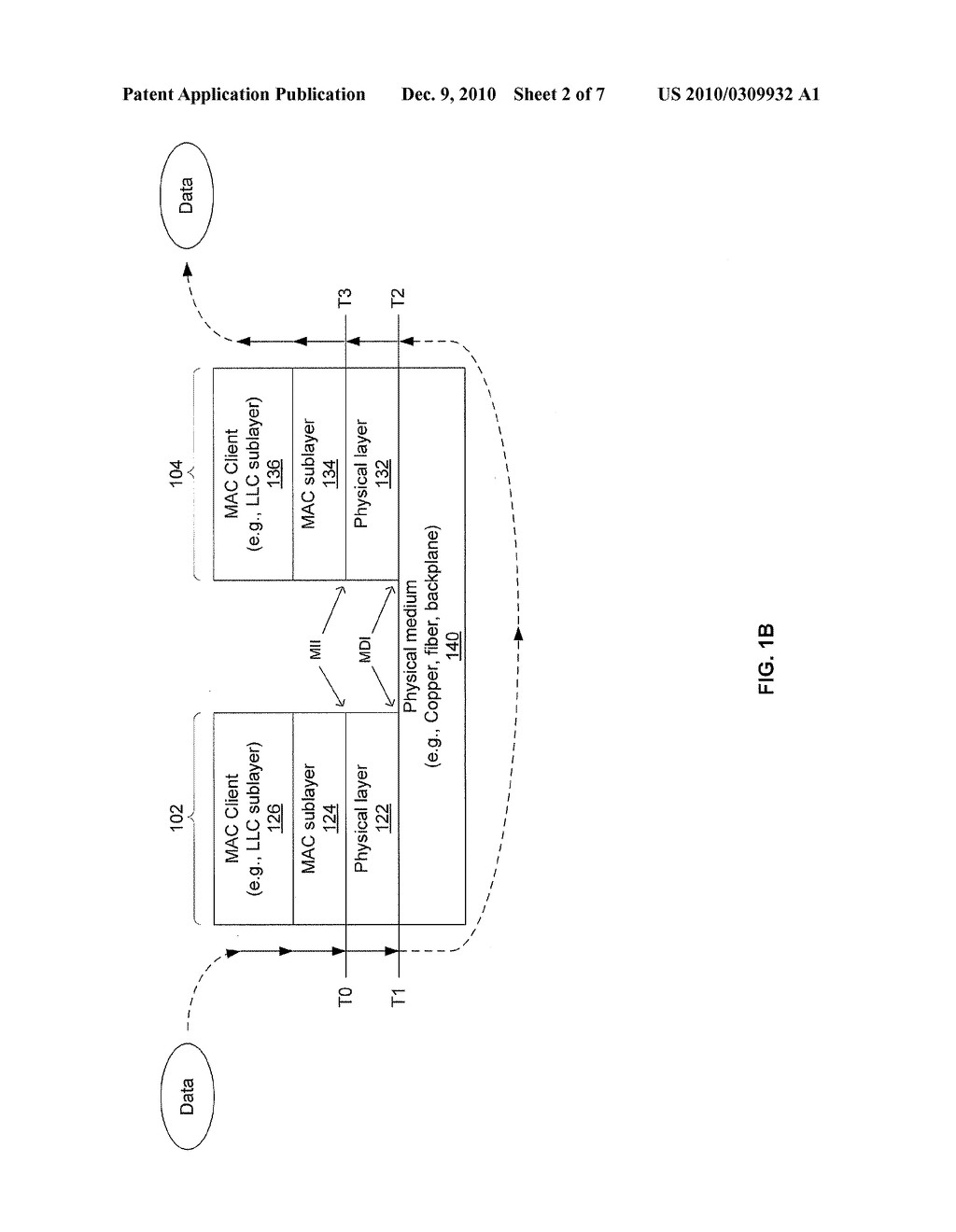 METHOD AND SYSTEM FOR COMPENSATED TIME STAMPING FOR TIME-SENSITIVE NETWORK COMMUNICATIONS - diagram, schematic, and image 03