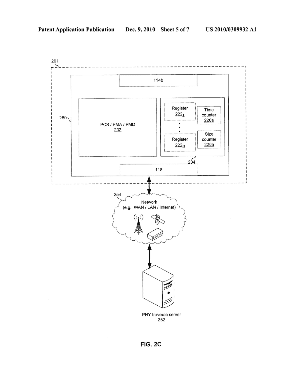METHOD AND SYSTEM FOR COMPENSATED TIME STAMPING FOR TIME-SENSITIVE NETWORK COMMUNICATIONS - diagram, schematic, and image 06