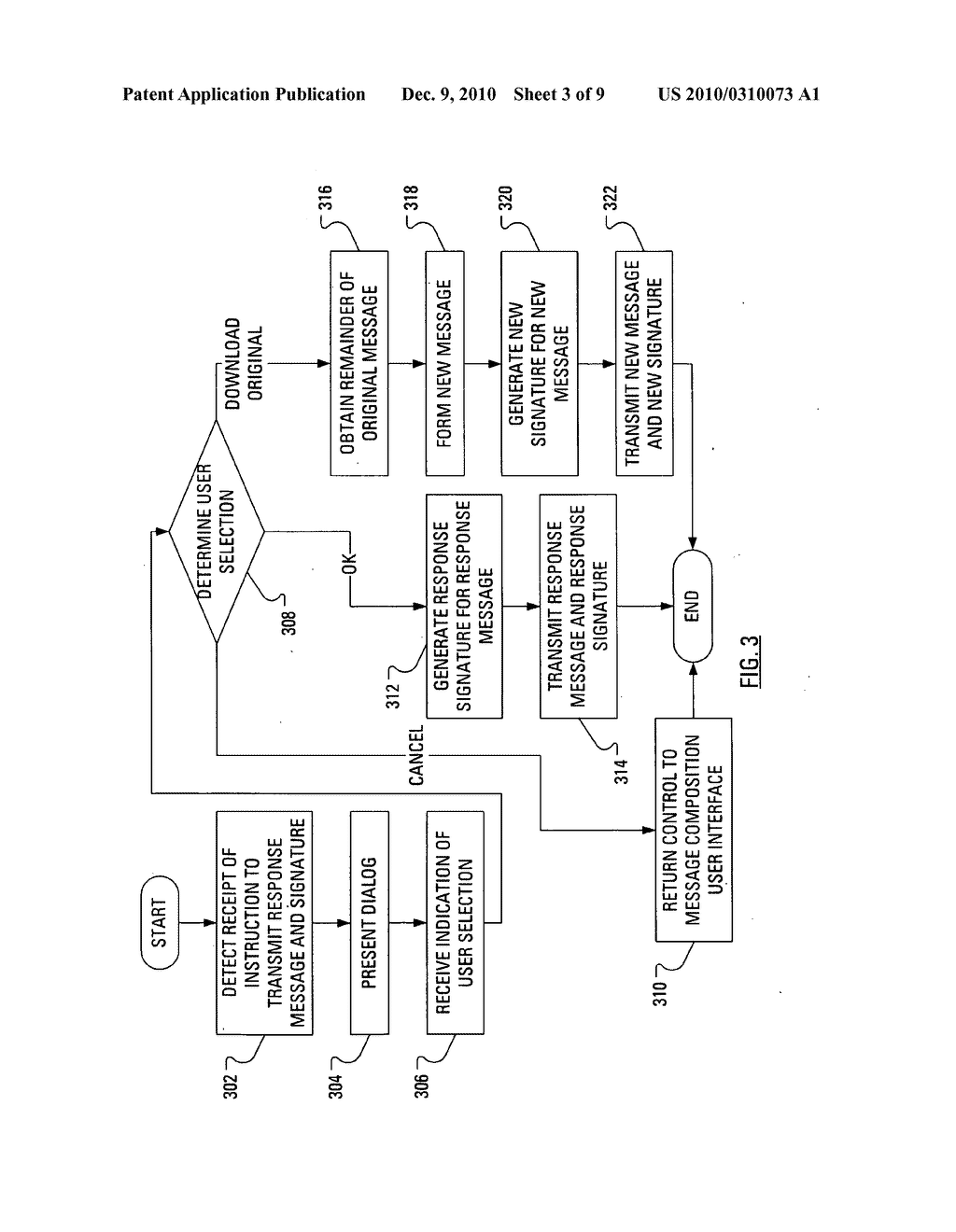 SYSTEM AND METHOD OF CROSS-COMPONENT MESSAGE PROCESSING - diagram, schematic, and image 04